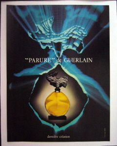 Парфюм дня - Parure Guerlain