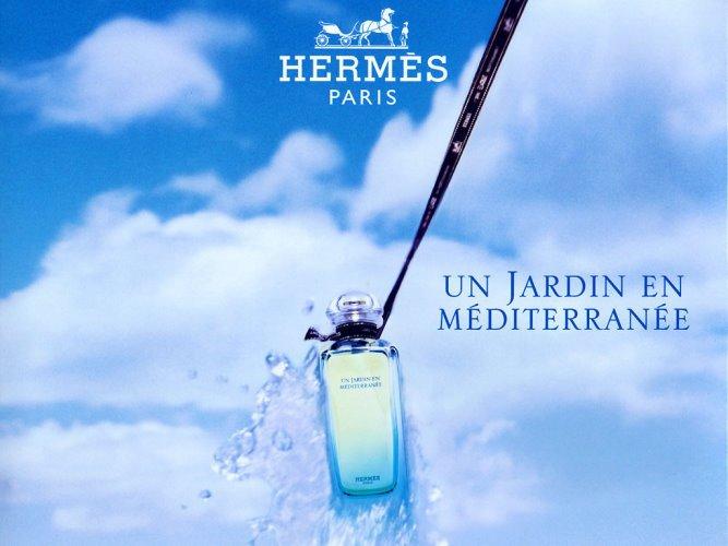 Парфюм недели - Un Jardin Un Mediterranee Hermes
