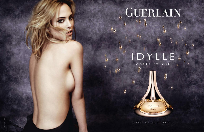 Отчет по затестам - Idylle Guerlain