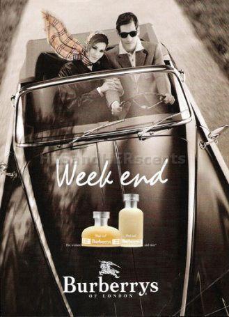 Парфюм дня - Weekend Burberry