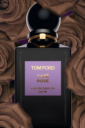 Парфюм дня - Cafe Rose Tom Ford