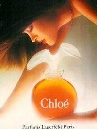 Парфюм дня - Chloe Chloe, старая ПВ