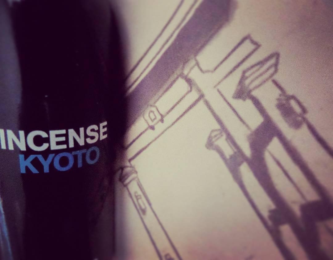 Парфюм дня -  Series 3 Incense Kyoto Comme des Garcons