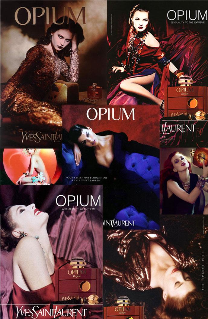 Отчет о затестах - Opium YSL, винтажные туалетки разных лет