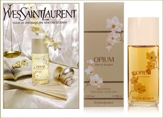 Парфюм дня - Opium Fleur de Shanghai Yves Saint Laurent