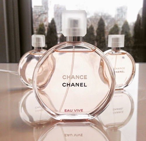 Отчет о затестах - Chance Eau Vive Chanel