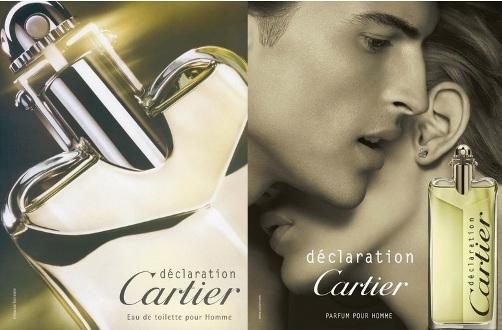 Парфюм дня - Declaration Cartier