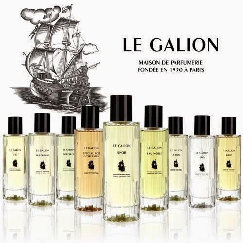 Парфюм дня - 222 Le Galion