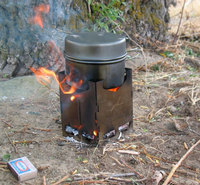 Чудо печка