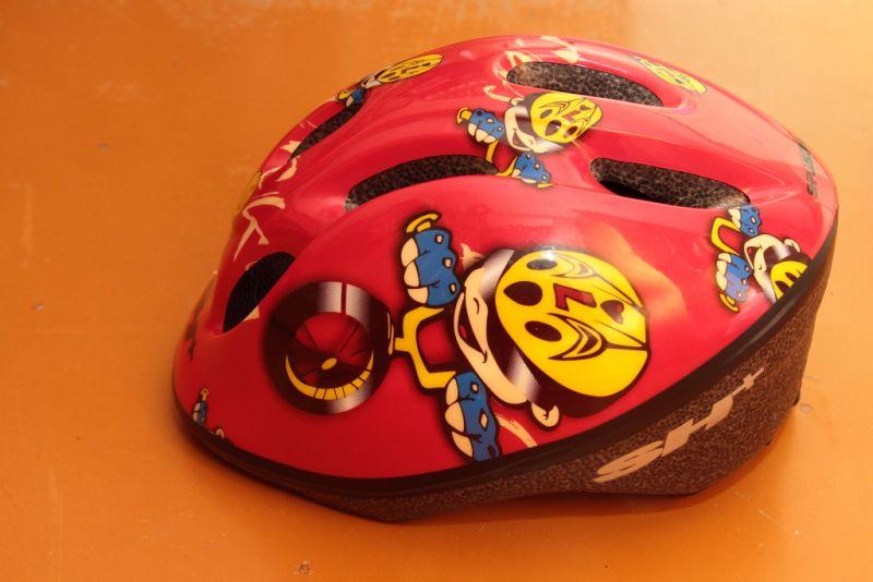 SH+ Kids Helmet