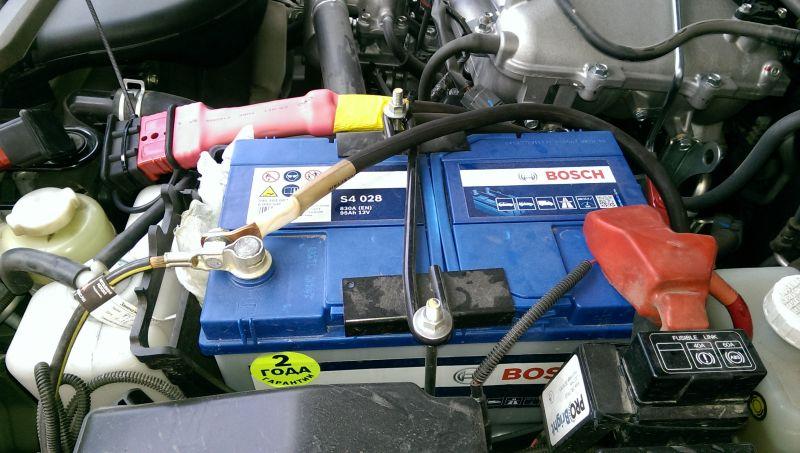 Bosch 95Ah