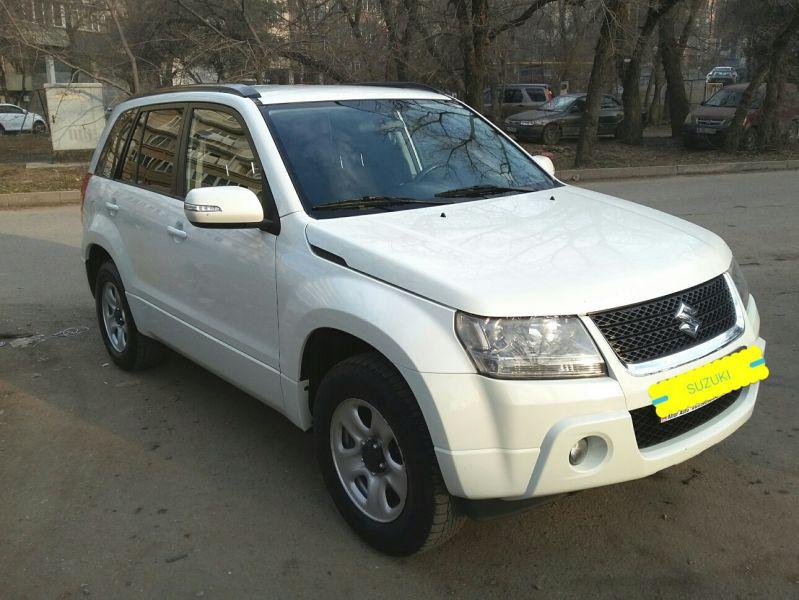 Suzuki Grand Vitara_2