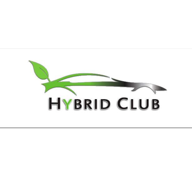 эмблема гибрид клуба