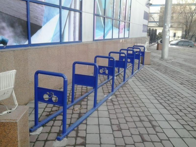 ВП у ТЦ Абди (ул. Сейфуллина, уг.пр. им.  Райымбека)