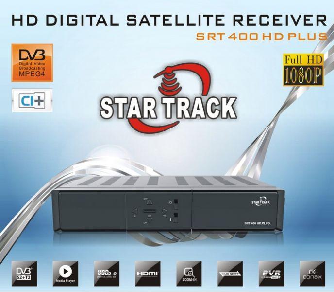 Тюнер Стартрек DVB-T2/S2/C