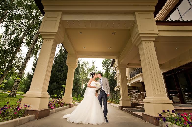 Свадьба на природе JCEvent group