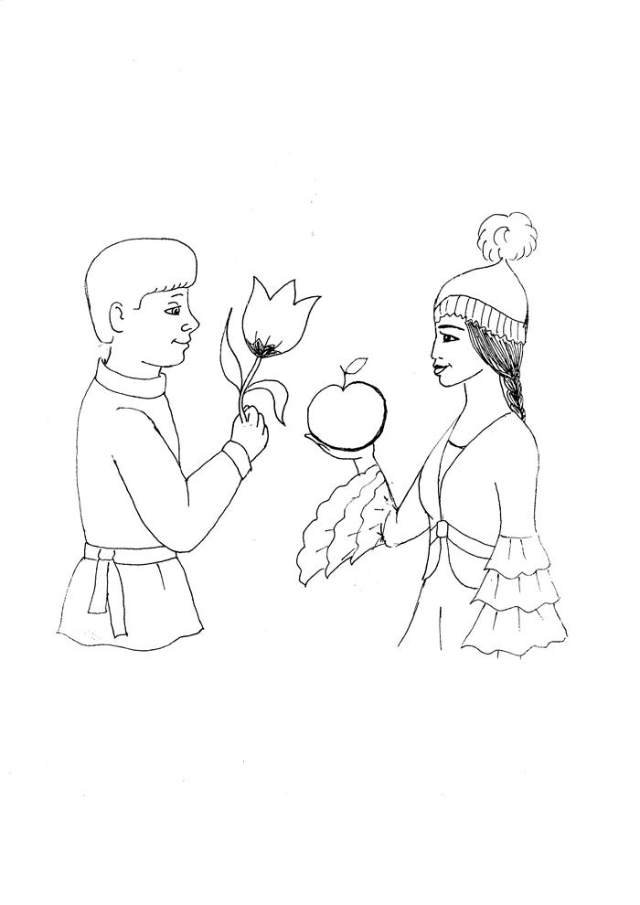 Ответы на сканворд 17221 Одноклассники