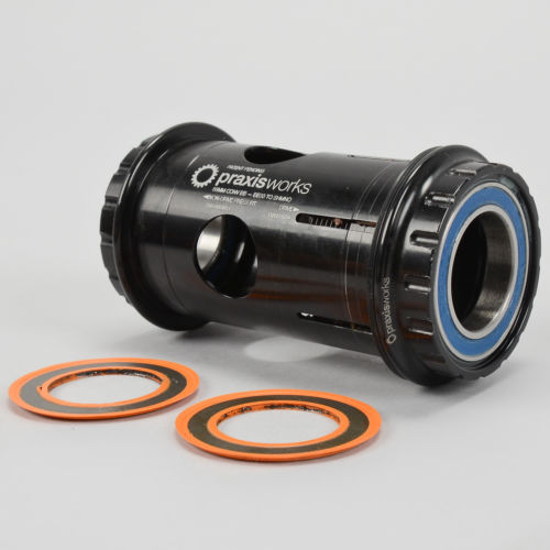 praxis works conversion bottom bracket Bb pf30 To shimano hollowtech Ii 68x24mm 287990bedf001b6a5728655cd36cba36