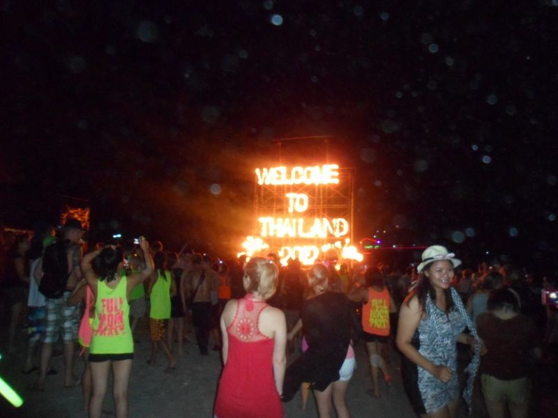 Full Moon Party-28 ноября 2012