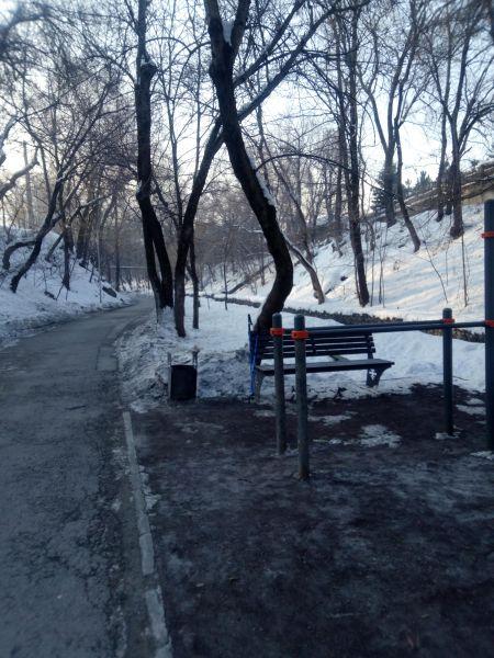 Терренкур -30 градусов