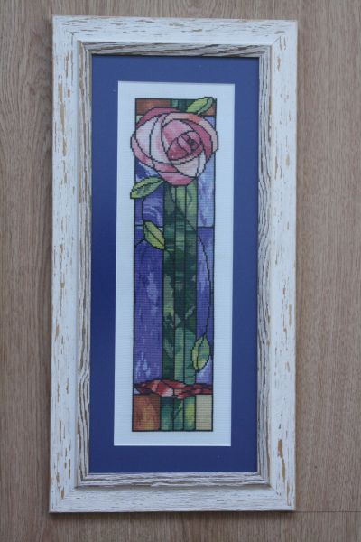 Janlynn, Stained Glass Rose
