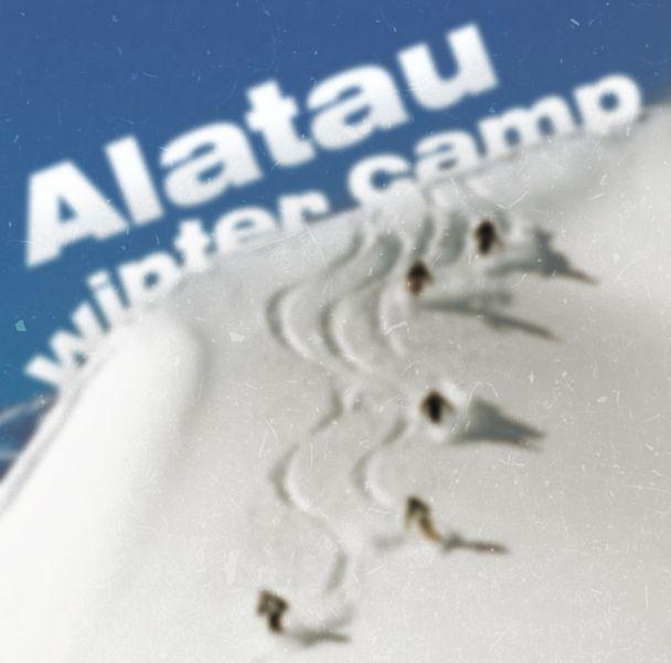 Alatau camp 2014
