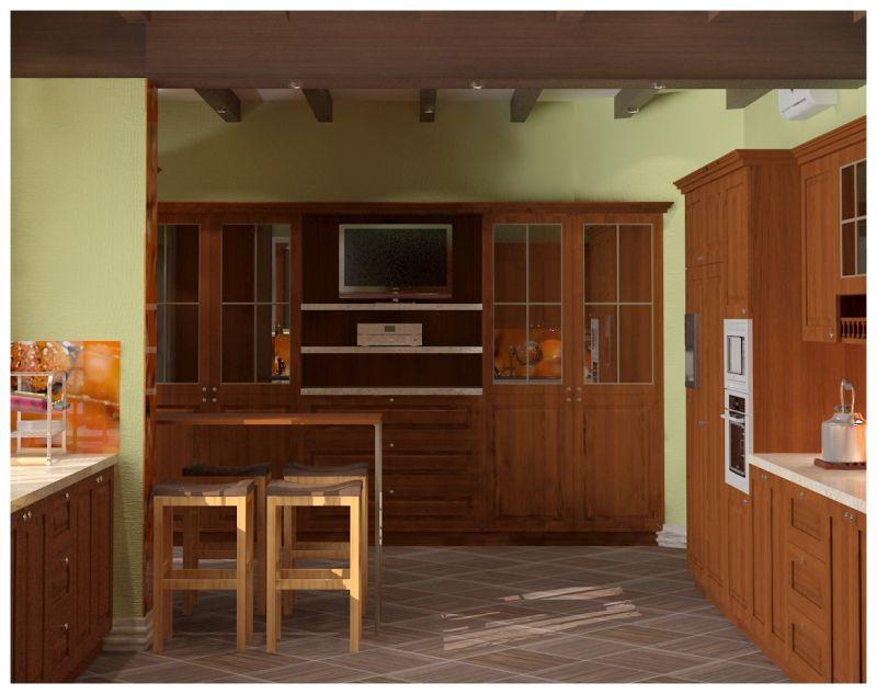 citchen N dinner room 26 march0022