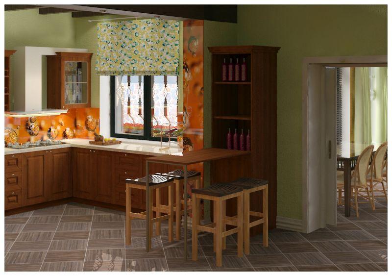 citchen N dinner room 26 march0030