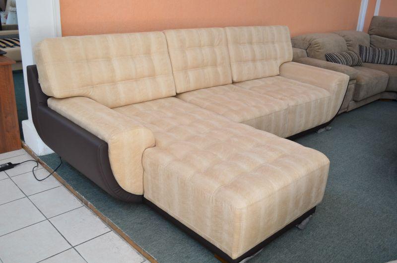 Каприз, современный угловой диван