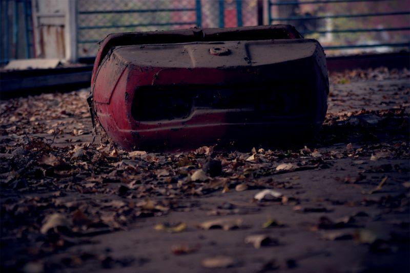 Car In park