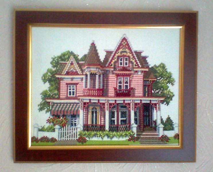 Еще один викторианский домик