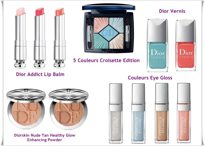 dior coured lipbalm summer 2012