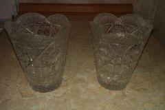мини вазочки в д10,5см высота 12,5см