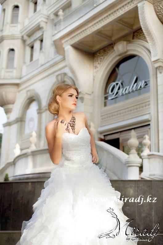 Городская свадебная фотосъемка