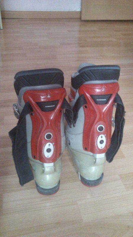 Ботинки Kneissl Ergo Power X - вид сзади
