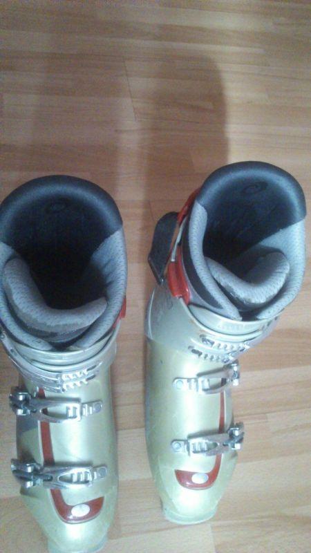 Ботинки Kneissl Ergo Power X - вид сверху