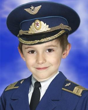 Советский летчик