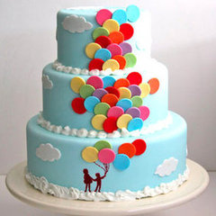 Unique Birthday Cakes Baby Toddler
