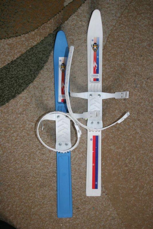 Лыжи на 2 3 года IMG 7228