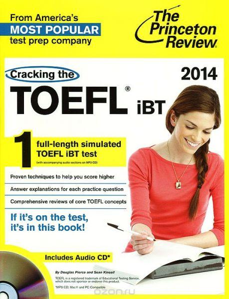 100721  Книга для подготовки к экзамену Toeflг
