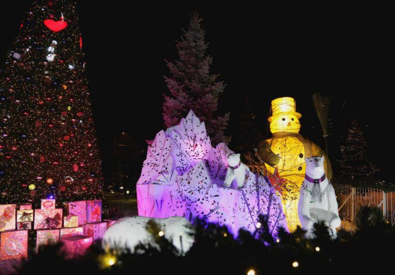 (2013) Новогодние подарки прямиком из Лапландии и Великого Устюга