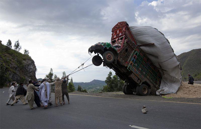 Укрощение индийского грузовика