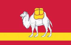 Флаг Челябинска