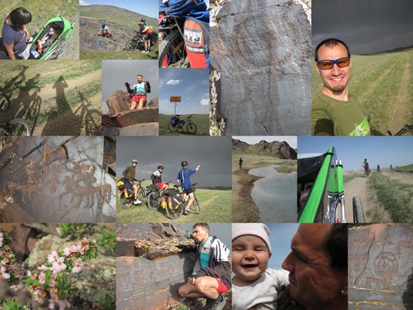 Anrakhay bike trip 2013
