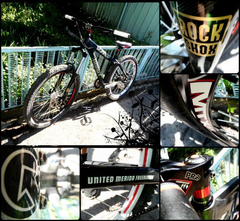 upgrade in my bike