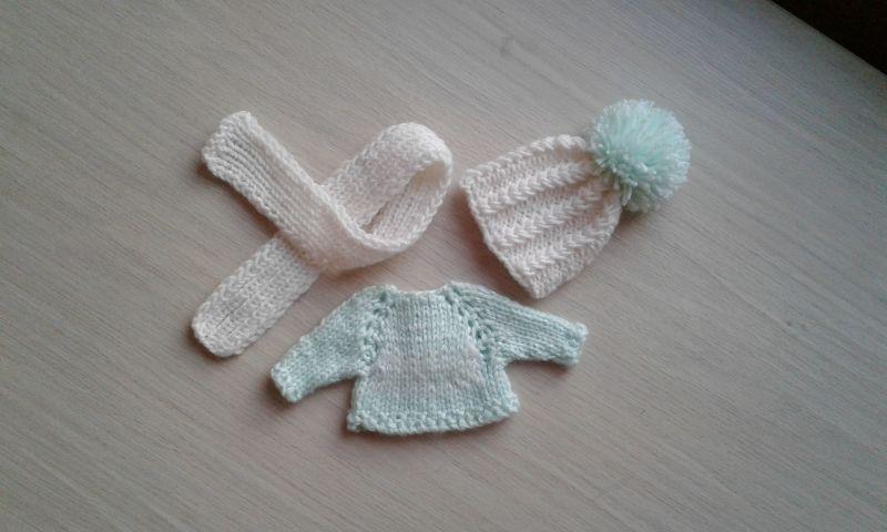 Набор одежды для куклы