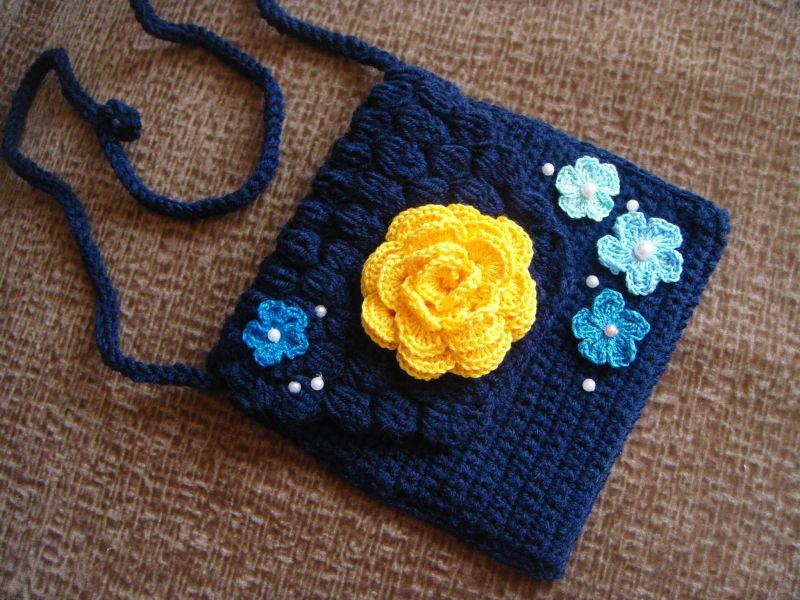 Школьная сумочка для телефона