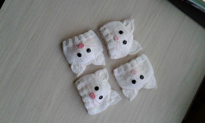 Кошечки для кукол