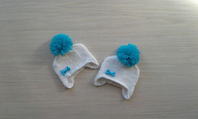 шапченки для кукол