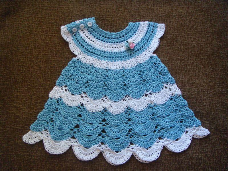 Детское платьице.